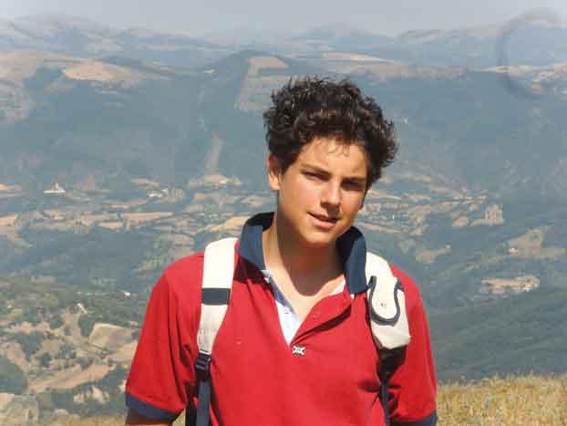 Carlo Acutis zmarły 2006 - 15 letni święty?